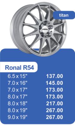 Ronal-R54